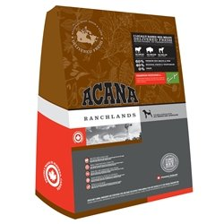 Acana Ranchlands Dog Food Trial