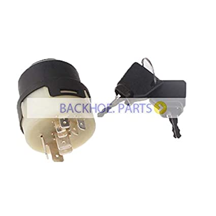 Amazon.com: For JCB 8014 8018 803 PLUS Ignition Switch With ... on