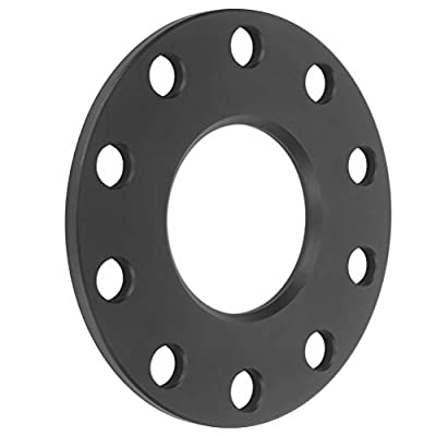 OCPTY Replacement Parts Compatible with 5x130mm to 5x130mm 7mm Thick 14x1.5 Studs Wheel spacers for Porsche Cayman Porsche Cayenne (2X): Automotive