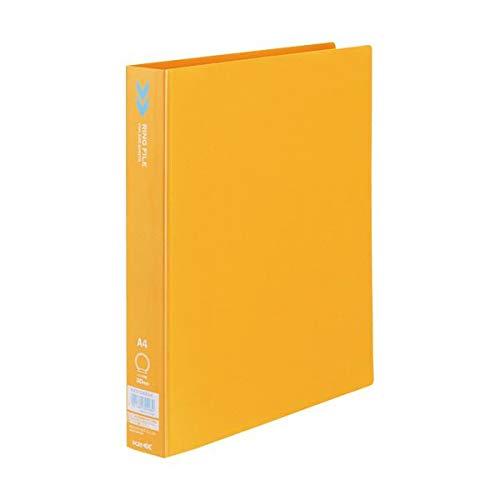 (まとめ)コクヨ リングファイル(K2) A4タテ2穴 240枚収容 背幅39mm オレンジ K2フ-C430YR 1冊 【×20セット】 生活用品 インテリア 雑貨 文具 オフィス用品 ファイル バインダー その他のファイル 14067381 [並行輸入品] B07L36B6PS