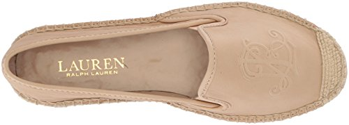 Lauren Ralph Lauren Women's Destini-ES-CSL Espadrille Wedge Sandal Straw TcuR0W
