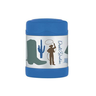 thermos-dwellstudio-for-thermos-vacuum-insulated-stainless-steel-funtainer-food-jar-cowboy-10-ounce