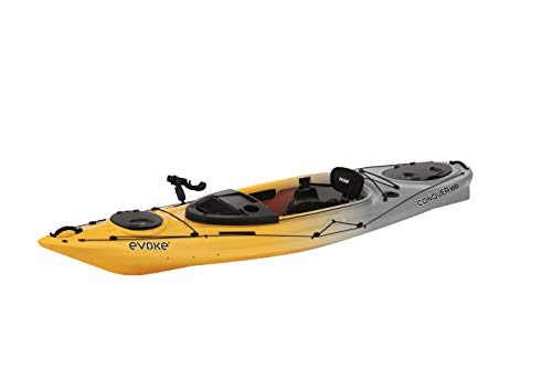 Conquer 100 Sit in Angler Kayak, ()