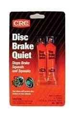 DISC BRAKE QUIET--1/2 OZ.--CARD/2