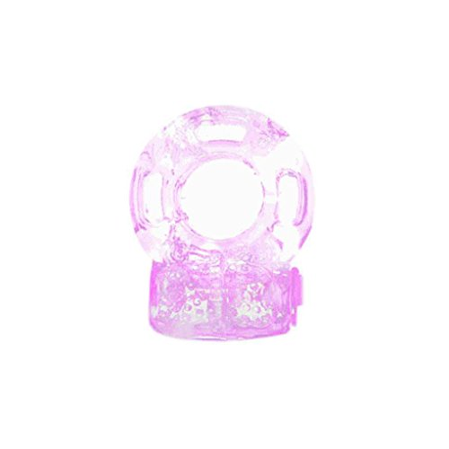 Harmily Vibration Delay Ring Silicone Premature Ejaculation Lock Massage ring Random Color