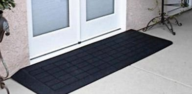 EZEdge Transition Threshold Ramp For a Door Sill, 1 3/4'' Rise, Various Sizes