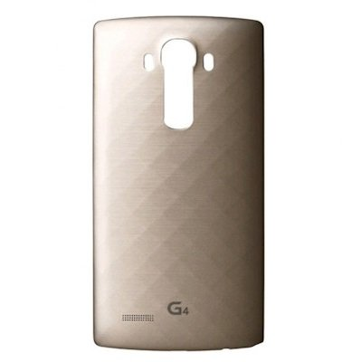 LG G4 batería tapa Oro H810 con NFC - Tapa para batería ...