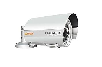 Lupus Electronics LE932 Plus PoE Cámara de seguridad IP Exterior Bala Blanco 1280 x 800Pixeles -