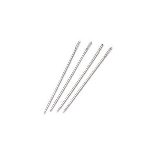 Plastic Canvas Cross (Cross Stitch Needles #24 (Pack of 4 - Use With 14 Mesh Plastic Canvas))