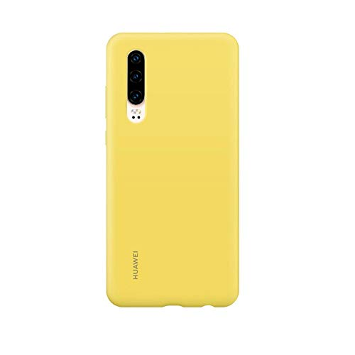 HUAWEI Official P30 Silicone Case - Yellow ()