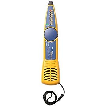 Fluke Intellitone Pro 200 Tone Probe W Case Mt 8200 60 Kit