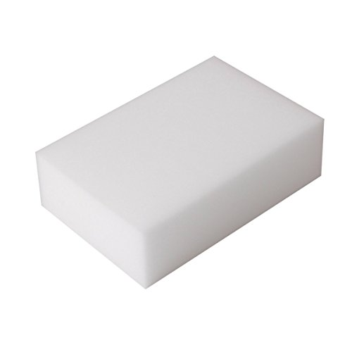 VANTEAM  200 pcs/lot melamine sponge Magic Sponge, Cleaning Eraser Sponge, Eraser Melamine Cleaner for Kitchen Office Bathroom Cleaning Nano sponge 10x6x2cm.