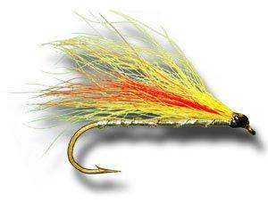 Mickey Finn Fly Fishing Fly – Size 8, Outdoor Stuffs