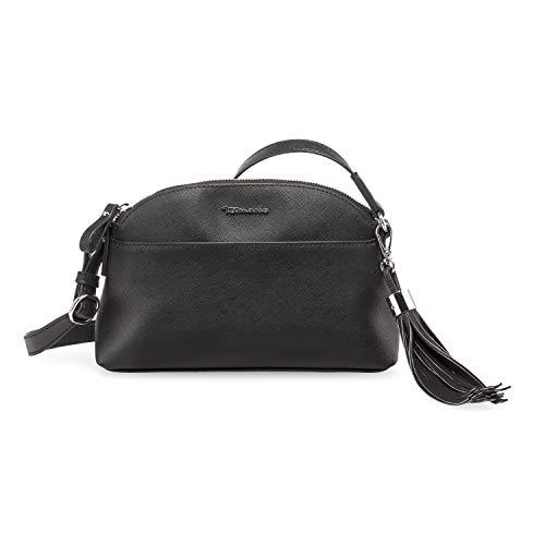 Tamaris Black Bag Body Tamaris Women's Bag Crossbody Women's Melanie Cross qPFxw7aC