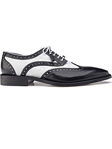 Belvedere Danilo Genuine Ostrich and Italian Calf 10.5 D(M) US