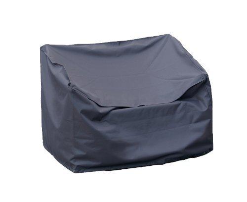 Vida GmbH Deluxe Schutzh/ülle Gartenbank Sitzbank 3-Sitzer 160 x 78 x 80 cm Haube Schutz Abdeckung hochwertiges 420D Oxford Material atmungsaktiv und wasserundurchl/ässig