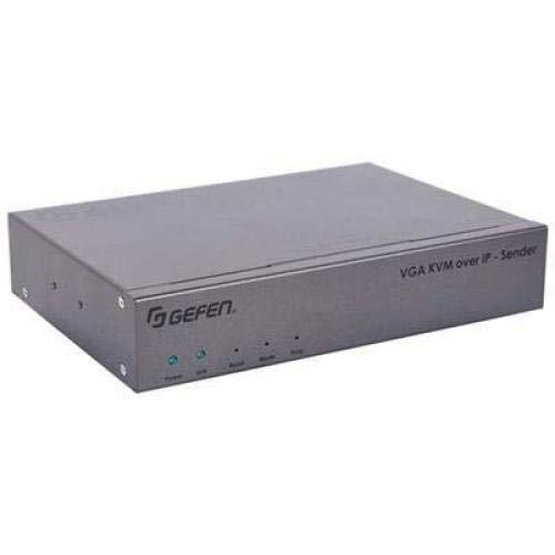 (VGA KVM Over IP - Sender Package Ext-Vgaka-Lans-TX)