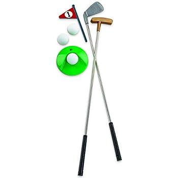 Amazon.com: Ideas In Life - Juego de golf para niños en ...