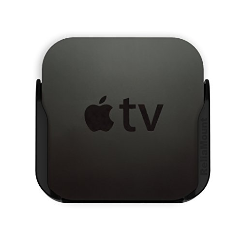 Reliamount Apple Tv Mount  Compatible Apple Tv 4K