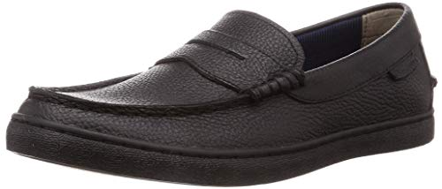 Cole Haan Men's Nantucket Loafer Black Leather, 12 Medium - Shoes Leather Dress Loafers
