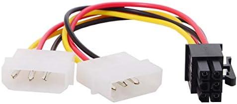 Cablecc - Cable Adaptador de Fuente de alimentación de 12 V para ...