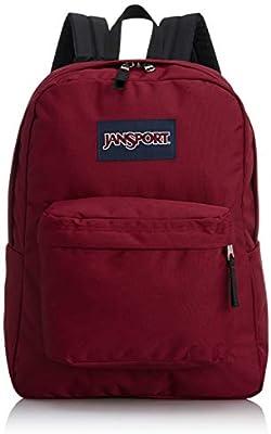 Jansport Superbreak BTS Backpack - Viking Red