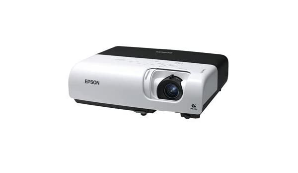 Epson EMP-S52 - Proyector LCD,1800 Lúmenes del ANSI, SVGA 800x600 ...