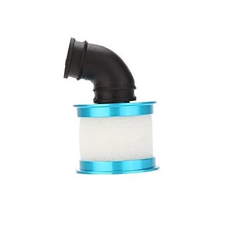 P/úrpura Desconocido Tapa del Filtro de Aire de Aluminio 04104 para 1:10 RC Coche Pieza de Actualizaci/ón