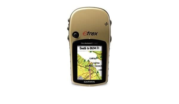 amazon com garmin etrex summit hc with english and french manual rh amazon com gps etrex summit hc manual etrex summit hc manual español