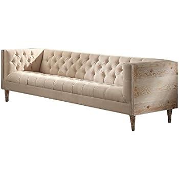 Amazon Com Stone Amp Beam Bradbury Chesterfield Modern Sofa