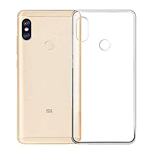 Xiaomi Mi 8 TPU Silicone Soft Thin Clear Case Back Cover For Xiaomi Mi 8 By Muzz