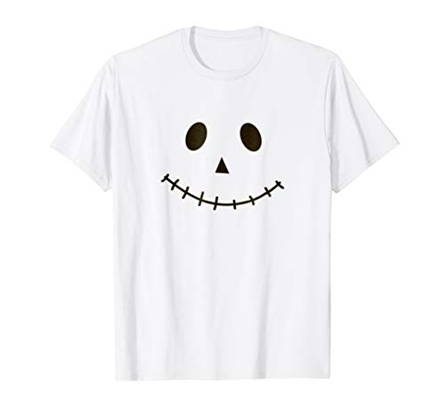 (Scarecrow Face - Halloween Costume Graphic)