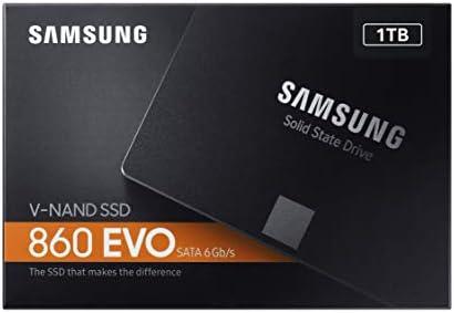 Samsung MZ-76E1T0B/EU 860 EVO - Disco estado solido SSD. 1 TB, 550 ...