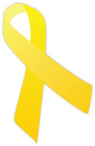 yellow-ribbon-sticker-decal-3-x-5
