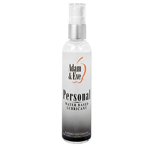 Adam & Eve Personal Water Based Lubricant, Assorted 8 Fl Oz