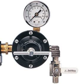 DEVILBISS AUTOMOTIVE REFINISHING AIR REGULATOR