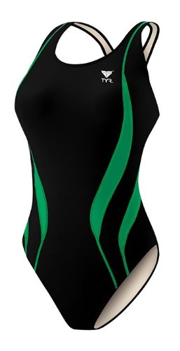 1d801f67086aa Image Unavailable. Image not available for. Color  TYR Alliance Splice  Maxfit Swimsuit ...