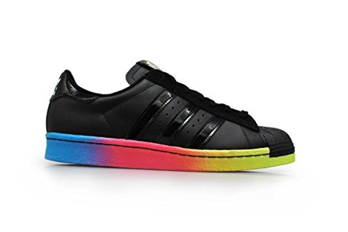 adidas superstar suola arcobaleno
