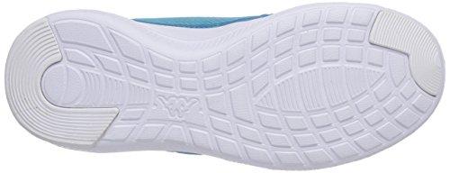 Kappa Speed II Unisex-Erwachsene Sneakers Türkis (6622 tuerkis/pink)