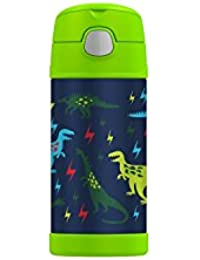 Thermos Funtainer Insulated 12 ounce Bottle , Dinosaur