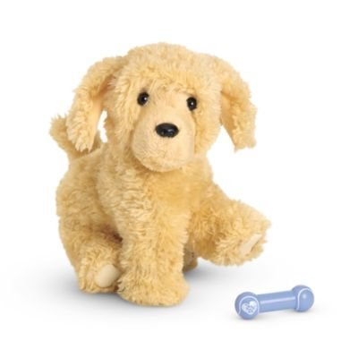 American Girl Pet Apricot Poodle Puppy Truly Me 2015