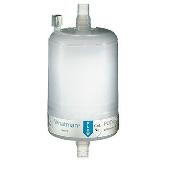Whatman 6705-3602 Polycap AS NYL Capsule Filter, 0.2um, 400cm2, 1/4-3/8'' ID; 1/Pk by Whatman