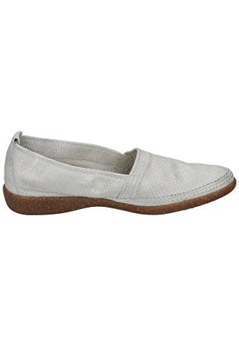 81 Offwhite 942184 Damen Slipper Comfortabel blau IFqgP4ngxw