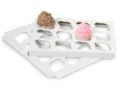 OKSLO 1 unit cupcake holder 13-15/16x9-15/16x7/8 unit pack 100