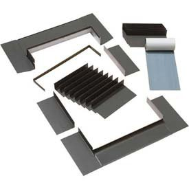 VELUX EDLC060000B Step Flashing Skylight, Aluminum, 5-1/4''L X 36''H X 15-3/4''D