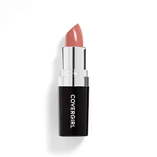 (COVERGIRL Continuous Color Lipstick Bronzed Peach 015.13 Ounce (packaging may)