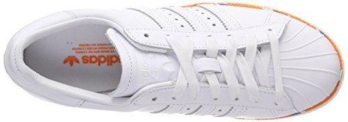 80s New Weiß Gymnastikschuhe White Off Ftwr Superstar Ftwr Damen W White adidas Bold White wRqxBtRp