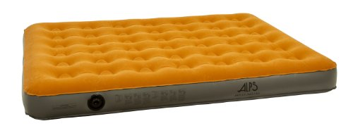 ALPS Mountaineering Rechargeable Air Bed (Twin), Outdoor Stuffs
