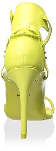 Heel Dolce Vita Chartreuse Halton Sandal Women's 11HZqt