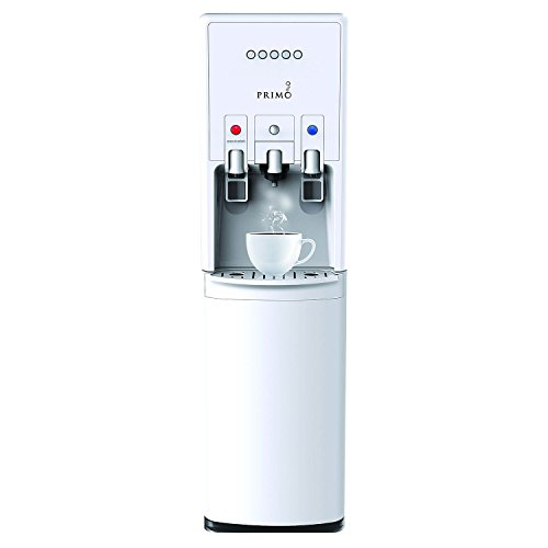 Primo hTrio Hot/Cold Water Dispenser with Integrated K-Cup Single-Serve Brewing by Primo